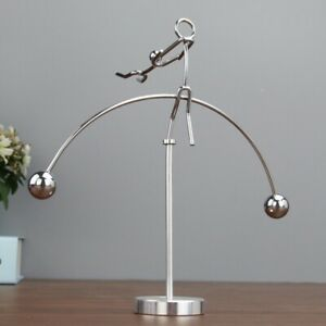 Balancing Perpetual Motion Physics Science Desk Art Toy Gift Office Home Decor