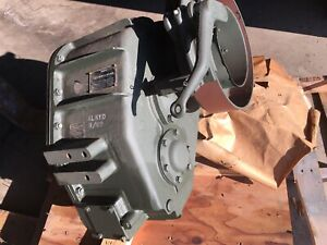 Military Rockwell Transfer Case T 138 G744 5 Ton 6x6 Government Rebuilt