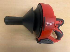 Milwaukee M12 25 Cordless Drain Snake Tool Only 2571 20