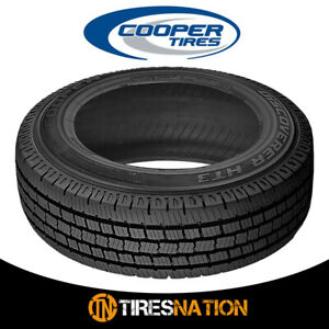 1 New Cooper Discoverer Ht3 275 70r17 Commercial Highway Tire