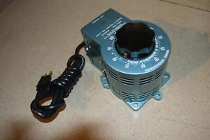 Staco Type 3pn1o1o Variable Autotransformer new gt