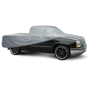 Outdoor Indoor Windproof Waterproof All Weather Breathable Pickup Truck Cover