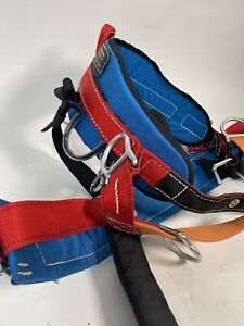 Buckingham Climbing Saddle 1292t l Large Never Used Climbing Harness Clx720