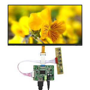 Hdmi Lcd Controller Board With 13 3inch N133hcg 1920x1080 500nit Ips Lcd Screen