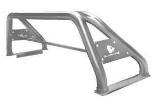 Black Horse Offroad Rb003ss Truck Bed Bar
