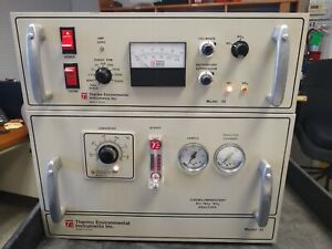 Thermo Environmental Instruments Chemiluminescent No nox Analyzer Model 10 Br