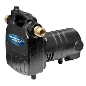 Superior Pump 1 2 Hp Non submersible Transfer Pump 90