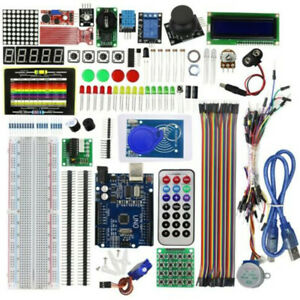 Rfid Learning Starter Kit Accessories Set For Arduino R3 Upgraded Version Parts