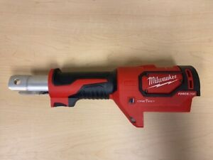 Milwaukee 2678 20 M18 Force Logic 6t Utility Crimper Tool Only