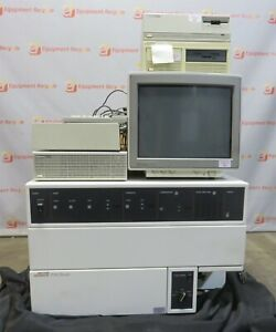 Becton Dickinson 2j04 Facscan Fluorescence Activated Cell Analyzer W Acessories