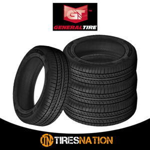 4 New General Altimax Rt43 215 55 16 97h All season Touring Tire