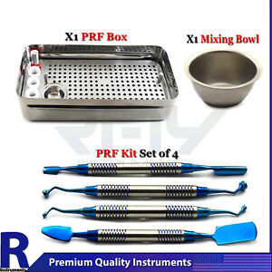 Prf Grf Box Dental Implant Mixing Bowl Proces Platelet Rich Fabrin Surgery Tool