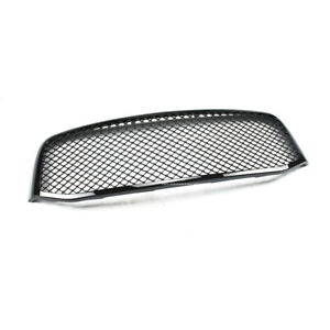 Front Mesh Bumper Hood Grill Grille Black Fit For Dodge Ram 1500 2500 2006 To 09