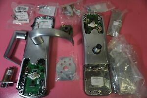 Lot Of 9 Schlage Door Locks Ad 400 ms Ad 400 cy Ad400cymtbd Ad ms Parts