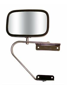 Cipa 41000 Universal Oe Style Chrome Replacment Side Mirror