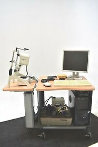 Heidelberghrt Ii Medical Optometry Unit For Ophthalmology Vision Exams