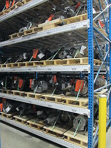 2000 Honda Accord Automatic Transmission Oem 122k Miles Lkq 255309075