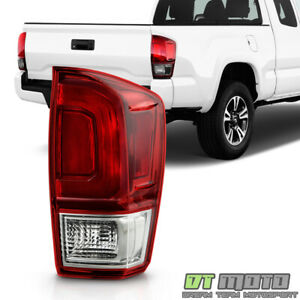 For 2016 2017 Toyota Tacoma Trd Tail Light Brake Lamp Replacement Passenger Side