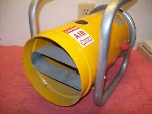 Extractor Fan Blower Portable Ventilator Ind Air Mover 12v For 8 Duct Hose