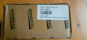 Generac 0f1740c Generator Pcb 10a Battery Charger Assembly 12v