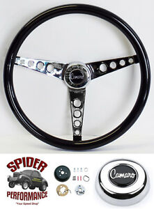 1969 1994 Camaro Steering Wheel 15 Glossy Grip
