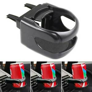 Car Auto Air Vent Cup Bottle Holder Drink Clip On Beverage Bracket Universal New