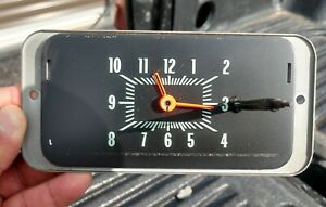 1969 1970 Chevy Impala Caprice Factory Clock