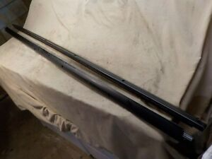 97 98 Jeep Cherokee Xj 4 Door Pair Of Left Right Main Roof Cargo Rack Rails J32