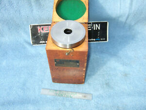 Cylinder Square Magnetic Base A a Gage Co Usa Made Precise Toolmaker Machinist