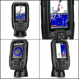 Garmin fish finder GPS depth finder sonar transducer marine navigation tools