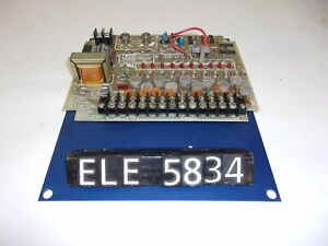National Controls Corp Programmable Timer Control Dtc 1358 c10 ele5834