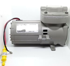 Thomas Compressor 1 10 Hp Piston Air Compressor 405adc38 24 019 24v Dc 4 4a
