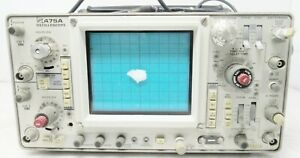 Tektronix 475a Oscilloscope for Parts Or Repair