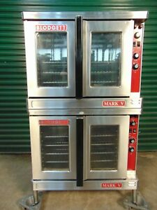 Blodgett Mark V Iii Double Stack Convection Oven