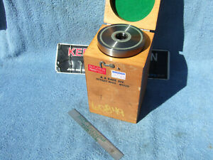 Cylinder Square Magnetic Base A a Gage Co Usa Made Calibrat Toolmaker Machinist
