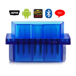 Usa Stock V2 1 Obd2 Obdii Car Auto Wireless Diagnostic Interface Scanner Android