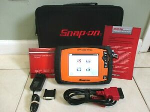 Snap On Ethos Pro Diagnostic Scanner Usa Asian Euro 2020 Full Function Mint