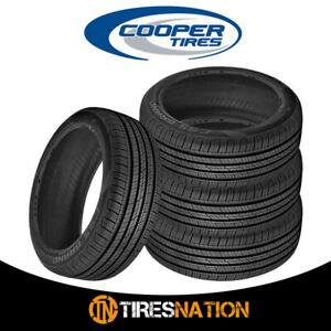 4 New Cooper Cs5 Grand Touring 235 65 17 104t All Season Traction Tire