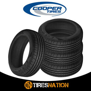 4 New Cooper Cs5 Ultra Touring 235 65 17 104h All Season Traction Tire