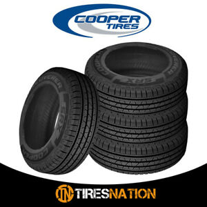 4 New Cooper Discoverer Srx 225 65 17 102h Traction And Performance Tire