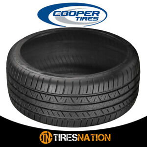 1 New Cooper Zeon Rs3 G1 255 45r20 101w Tires