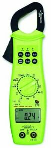 Tpi 275 True Rms Digital Clamp Meter Up To 400 Ac dc Amp