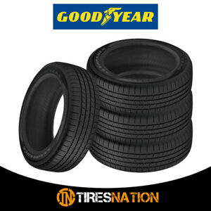 4 New Goodyear Assurance All season 215 60 16 95t Low noise Performance Tire