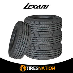 4 New Lexani Lxht 206 265 70r18 124 121s Street sport Truck All season Tires