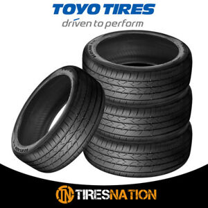4 New Toyo Versado Noir 205 55 16 91h Standard Touring All season Tire
