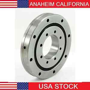 Ru228uu cco x Cross Roller Slewing Ring Tapped Through Holes Turntable Bearing 1