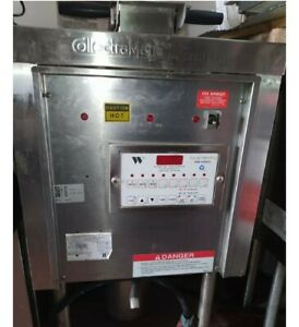 Winston Collectramatic High Efficiency Pressure Fryer