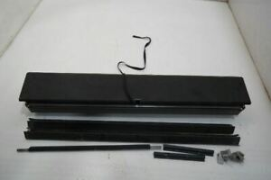 2014 Ford F150 Tailgate Bed Topper Black