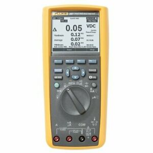 Fluke True rms Electronic Logging Multimeter With Trend Capture 287