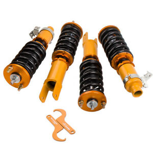 Full Sets Coilover For Honda Civic Base Dx Wagon 88 91 90 93 Acura Integra Shock